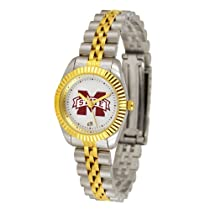 "Mississippi State Bulldogs NCAA ""Executive"" Ladies Watch"