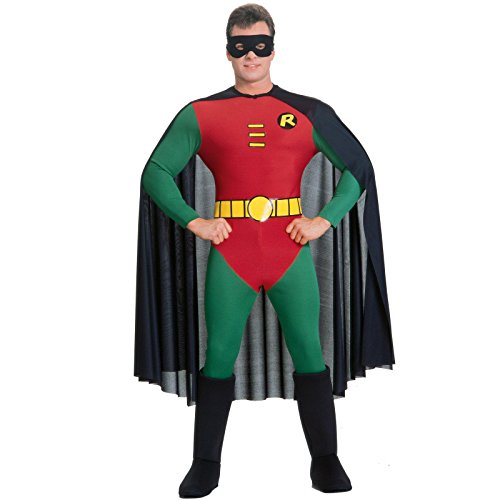 Batman DC Comics Robin Adult Costume - Medium