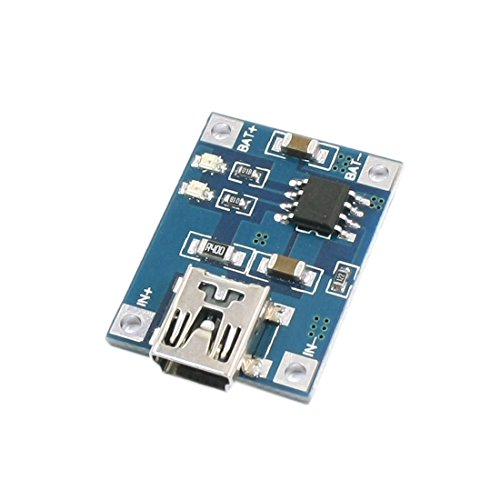 5V Mini USB 1A Lithium Battery Charging Board Charger Module (Lithium Charger Module compare prices)