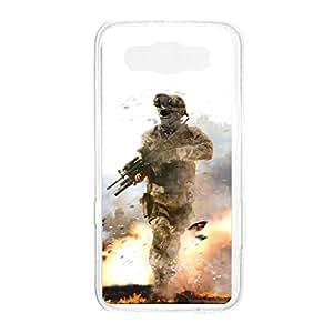 a AND b Designer Printed Mobile Back Cover / Back Case For Samsung Galaxy E7 (SG_E7_2206)