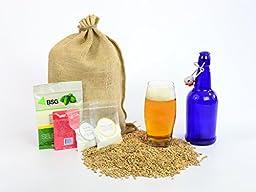 1 Gallon Home Brewing Homebrew Recipe Kit, Bootlegger Rye IPA, 5.9%