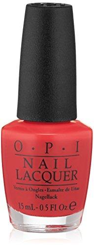 OPI Nail Polish, Color So Hot It Berns, 0.5 fl. oz. (Opi Nail Polish Neutral Colors compare prices)