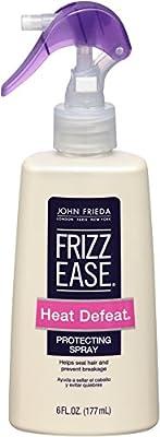 John Frieda Frizz-Ease Heat Defeat Protective Styling Spray 6 oz