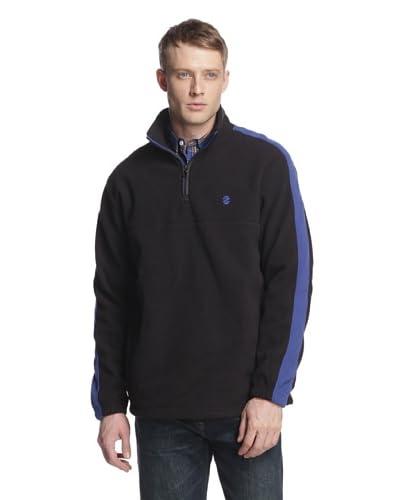 IZOD Men's 1/4 Zip Polar Fleece Pullover