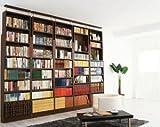 IKEA・ニトリ好きに。究極のこだわり本棚!突っ張り式! | ホワイト