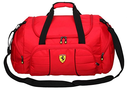 ferrari-overnight-bag-red