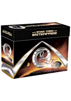 Star Trek Entreprise: Coffret L'intégrale - Saison 1 à 4