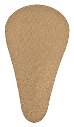 Braza Camel-Not Camel Toe Cover Foam Inserts - One Size - Beige at