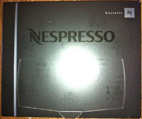 50 Nespresso Ristretto Coffee Capsules Pro New
