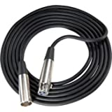Nady Xlr To Xlr Microphone Cable, 25 feet