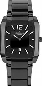 Jacques Lemans Women's 1-1629D Dublin Classic Analog with HighTech Ceramic and Sapphire Glass Watch