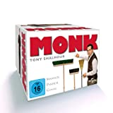 Monk - Die komplette