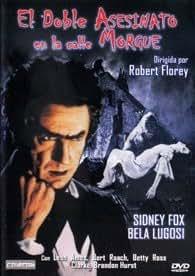El doble asesinato de la calle Morgue [DVD]: Amazon.es