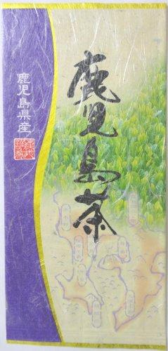 小野園 鹿児島茶 和紙 100g