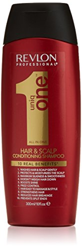 Revlon Uniq One Hair And Scalp Conditioning Shampoo 300ml