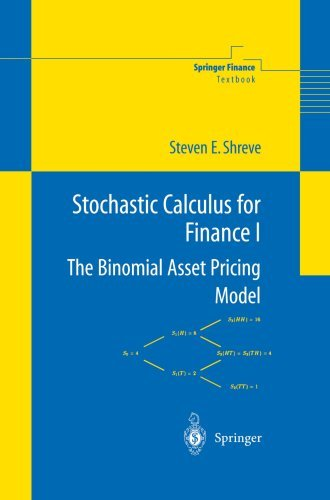 Stochastic Calculus for Finance I: The Binomial Asset Pricing Model (Springer Finance) (v. 1)