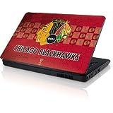 NHL Chicago Blackhawks Vintage Vinyl Laptop Skin For Inspiron 15 / 1545