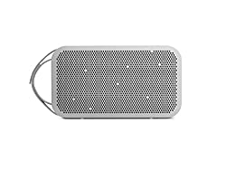 B&O PLAY by Bang & Olufsen 1290988.0 BeoPlay A2 Portable Bluetooth Speaker, Champagne Grey
