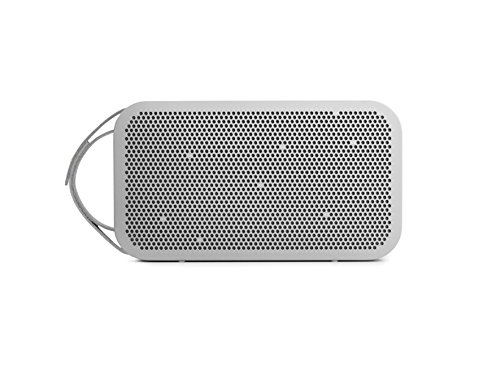 B&O PLAY by Bang & Olufsen Beoplay A2 Portable Bluetooth Speaker (Champagne Gray)