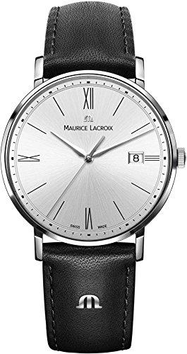 Maurice Lacroix Eliros EL1087-SS001-112-1 Reloj de Pulsera para hombres Plano & ligero