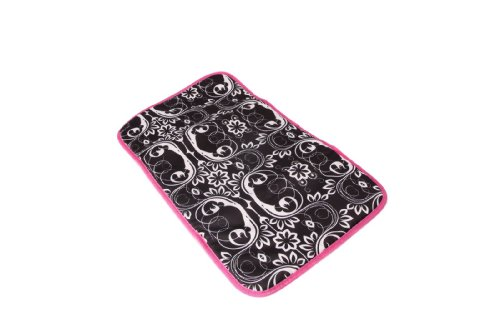Ju-Ju-Be Memory Foam Changing Pad, Shadow Waltz