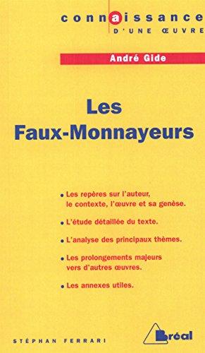 Les faux-monnayeurs - gide (French Edition)