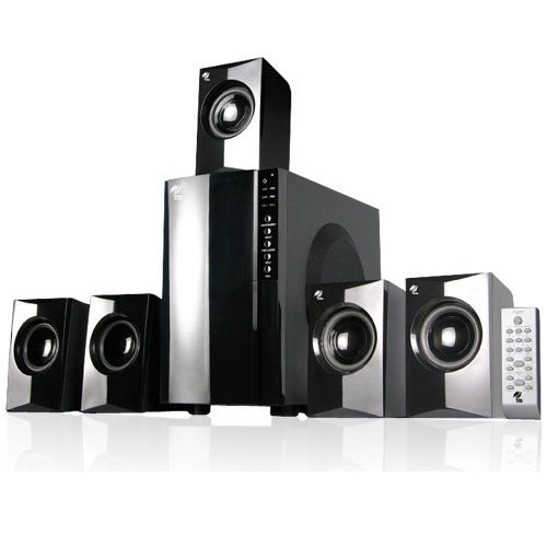 Ma Audio Ma5806 Surround Sound 800W 5.1 Home Theater Multimedia Speaker System With Bluetooth Ma5806B