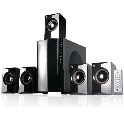 Ma Audio Ma5806 800 Watt Home 5.1 Powered Sub & Multi Speaker System