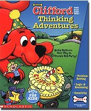 Clifford The Big Red Dog Thinking Adventures  [OLD VERSION]