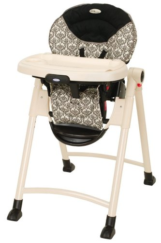 Baby's Store |   Graco Contempo Highchair, Rittenhouse