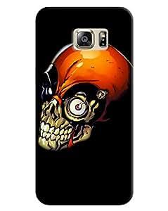 FurnishFantasy 3D Printed Designer Back Case Cover for Samsung Galaxy S6 Edge Plus