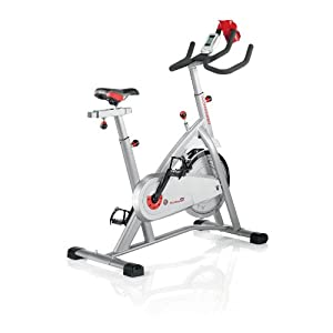 Schwinn IC2 Indoor Cycling Exercise Bike with High Quality Chain Drive System