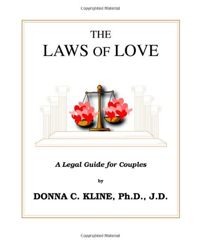 Buy The Laws of Love A Legal Guide for Couples097167907X Filter