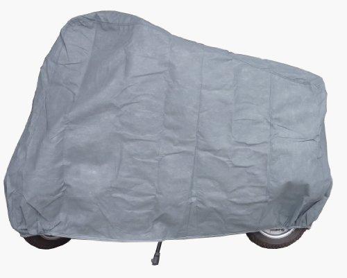 Car-e-Cover-Abdeckplane-Faltgarage-100-wasserdicht-Aussenbereich-fr-Harley-Davidson-Road-King