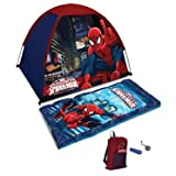 Marvel Spiderman 4 Piece Fun Camp Kit