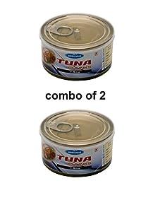 oceans secret tuna in brine combo of 2(180g each)