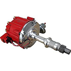 brand new dragonfire hei pontiac 326 350 389 400 421 ignition distributor complete