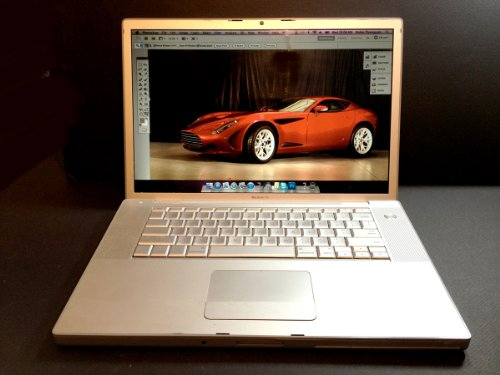 Apple MacBook Pro MB134LL/A 15.4-inch Laptop (OLD VERSION)