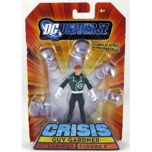 DC Universe Crisis Guy Gardner Series 1 Figure 5 - 1