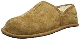 UGG Australia Men\'s Scuff Romeo II Slippers Chestnut Size 9