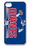 Personalized Iphone4/4s cover new york giants case Design by David Lee