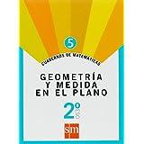 Cuaderno 5 de matemáticas. 2 ESO. Geometría y medida en el plano