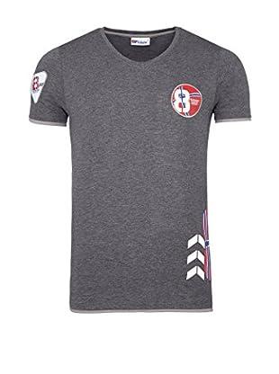 Nebulus Camiseta Manga Corta Endrit (Antracita)
