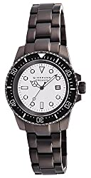 Giordano Analog White Dial Mens Watch - P155-55