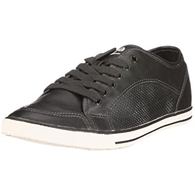 Buffalo 7060-154 DERBY 112169, Herren Sneaker, Schwarz/BLACK 01, EU 41