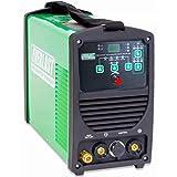 2017 EVERLAST PowerARC 160STH 160amp HF TIG Stick IGBT Welder 110/220 Dual Voltage (Color: Green)