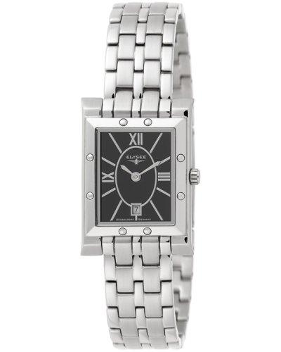 Elysee Damen-Armbanduhr Analog Leder 13198S