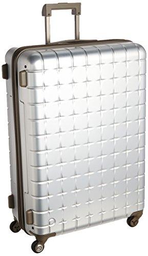 [プロテカ] Proteca 日本製スーツケース 360LTD(サンロクマルリミテッド) 85L 3年保証付き <リサイクルキャンペーン(6/1?8/31)対象> 02519 11 (ポリッシュシルバー)