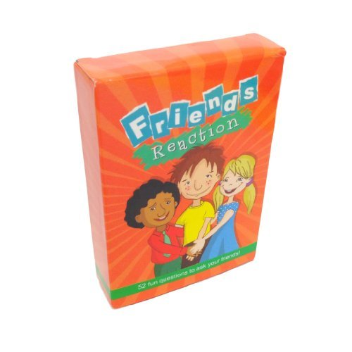 Friends Reaction - Perfect Stocking Stuffer for Kids!