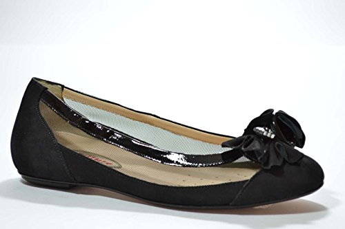 Melluso Ballerine scarpe donna nero N416 36